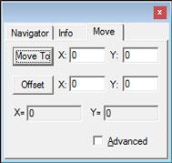 anseries design tampilan option