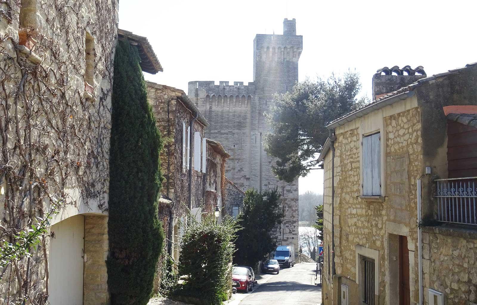 Villeneuve-lès-avignon tour philippe le bel