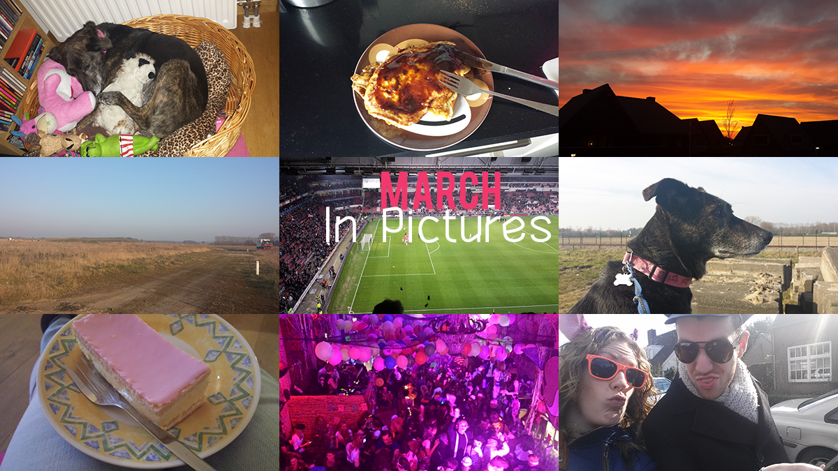 march in pictures