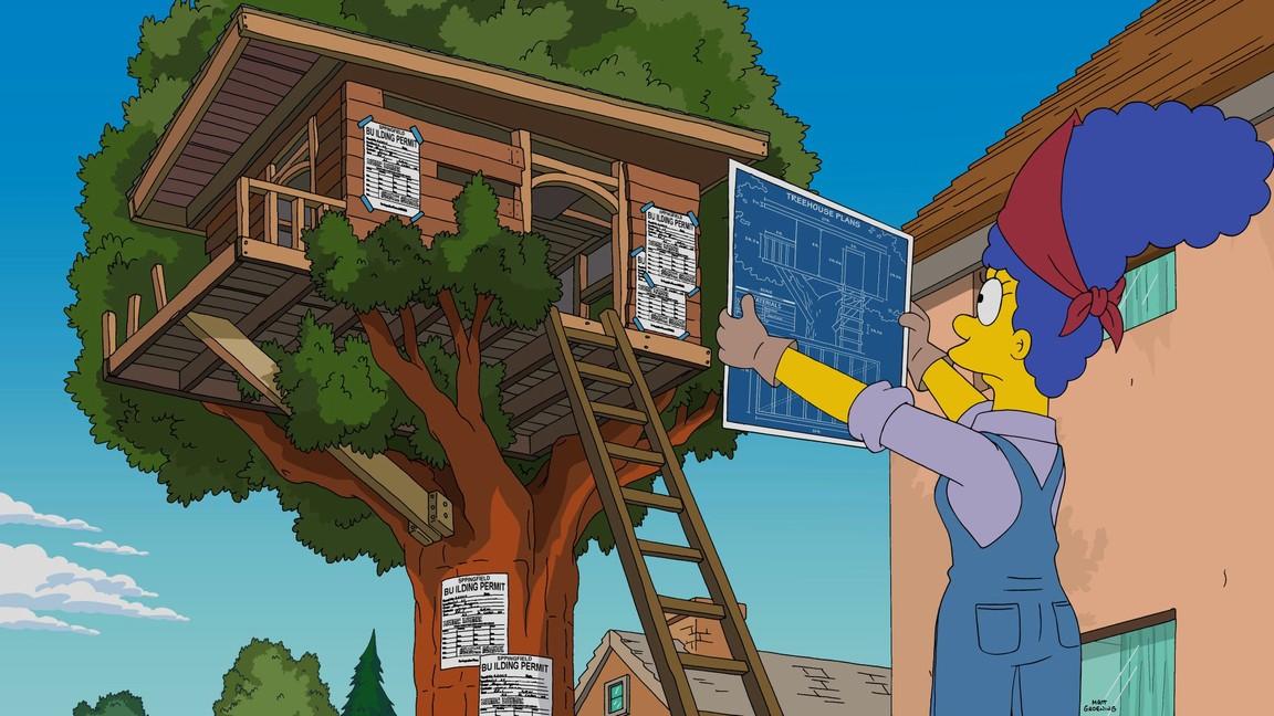 The Simpsons - Season 27 Episode 21: Simprovised