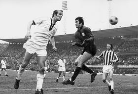 Niccolai's most famous own goal - against Juventus during the 1969-70 title-winning season