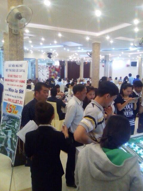 Event ngay mo ban du an Bao Loc Capital