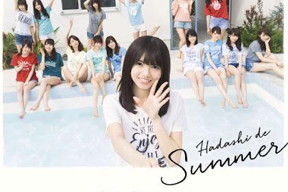 [Lirik+Terjemahan] Nogizaka46 - Hadashi de Summer (Bertelanjang Kaki Di Musim Panas)