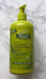 Palmer's Olive Oil Formula Co-Wash Cleansing Conditioner