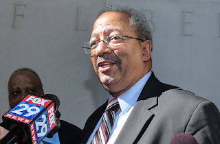 Philly:  Feds--For Fattah And Fund-Raiser, Friendship Had Its Privileges