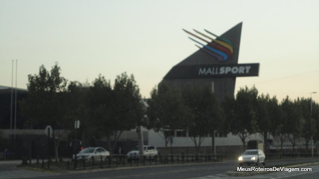 Mall Sport - Santiago, Chile