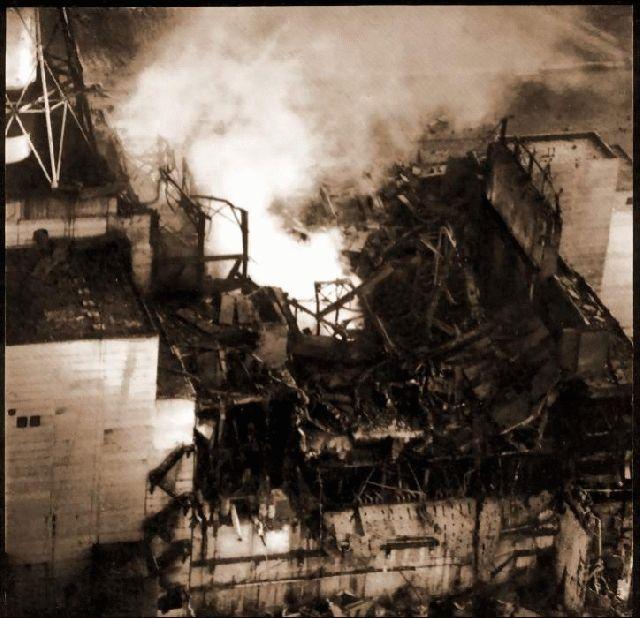 Chernobyl Onnettomuus