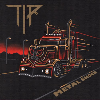 "TIR - ""Lasciateci Fare"" (audio) from the album ""Metal Shock"""