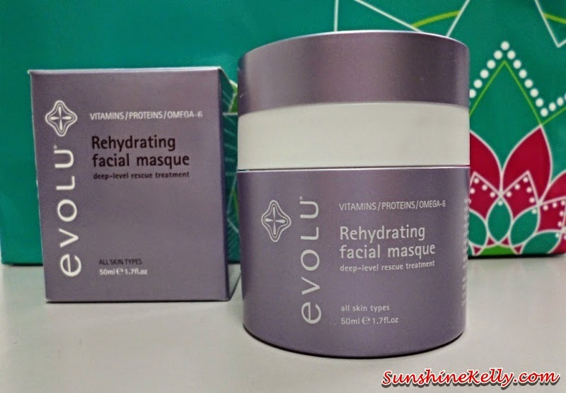 Evolu Rehydrating Facial Masque Review, Evolu skincare, New Zealand skincare bodycare, hydrating mask, natural hydrating mask