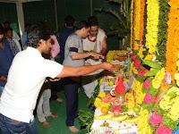 Nani New Movie Nenu Local Movie Opening Images