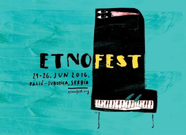 Uskoro 13. Etnofest na Paliću