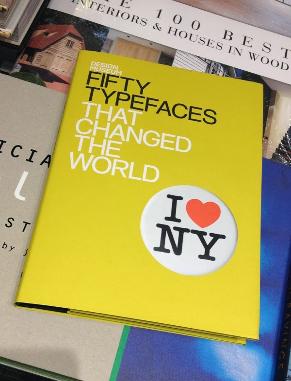 Fifty Typefaces That Changed The World book