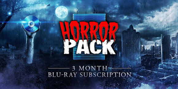 Horror Pack Subscription Box