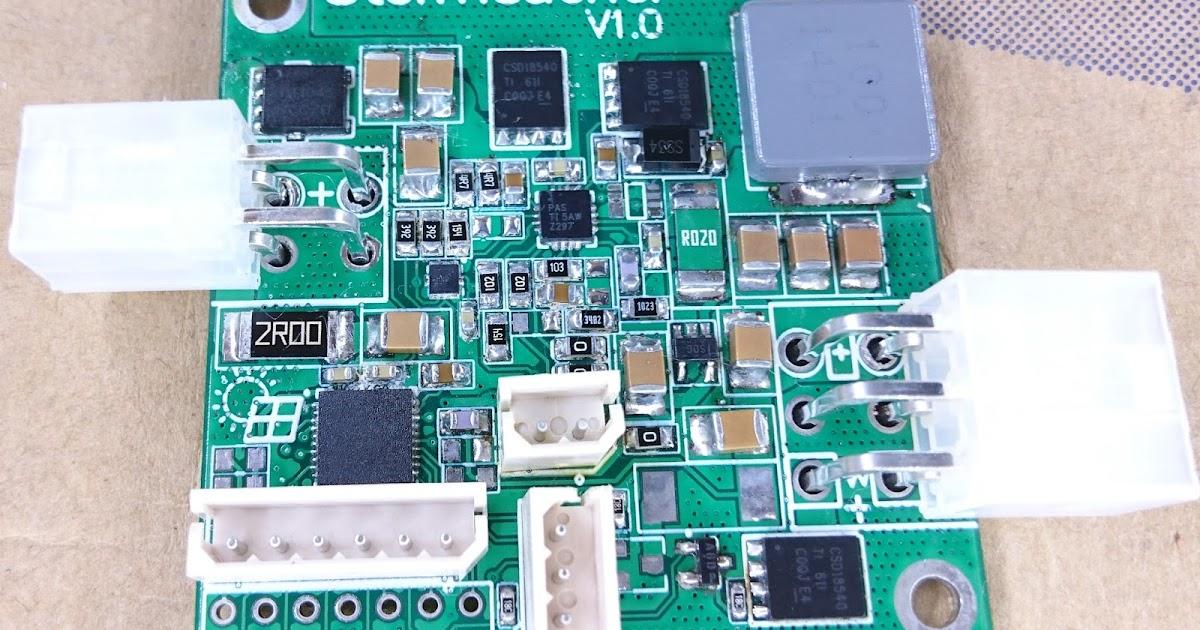 Embedded Engineering : BQ24650 Based MPPT li-ion Battery ...