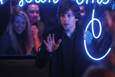 Now You See Me ~ Jesse Eisenberg | A Constantly Racing Mind