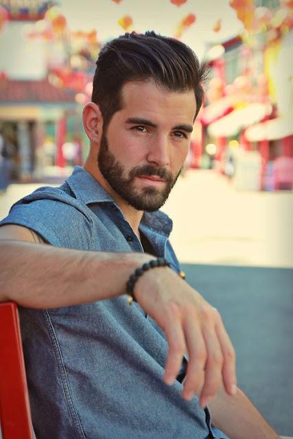 Barba masculina estilos