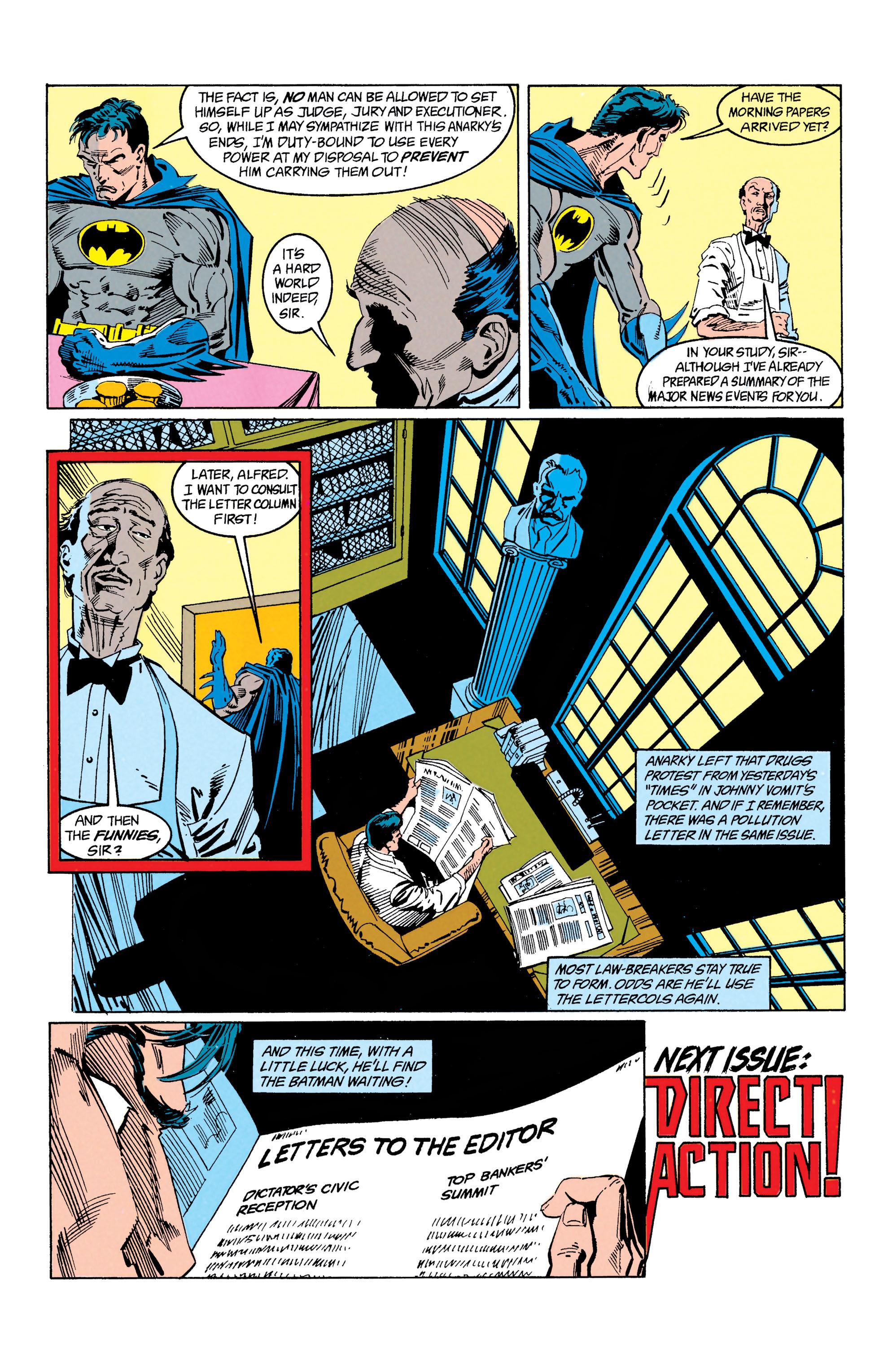 Detective Comics (1937) 608 Page 22