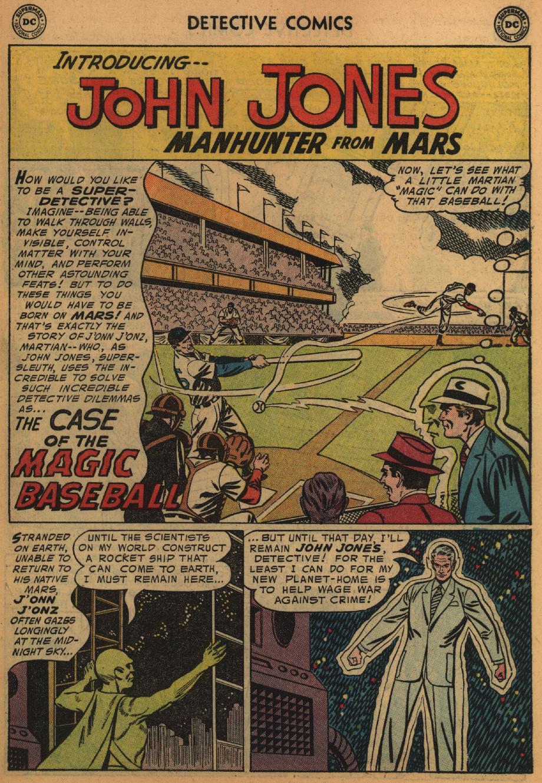Read online Detective Comics (1937) comic -  Issue #226 - 27