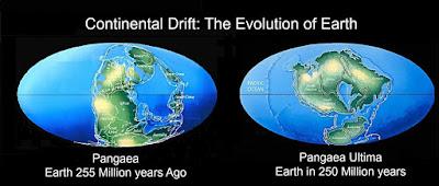 Pangea y Pangea Última