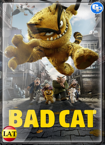 The Bad Cat (2016) HD 1080P LATINO