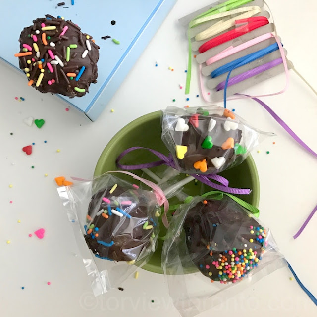 enjoy life food cookie cake pops
