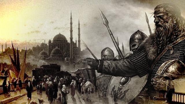 المسلمون والفايكنج