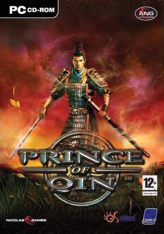 Prince of Qin - Thái Tử Nước Tần