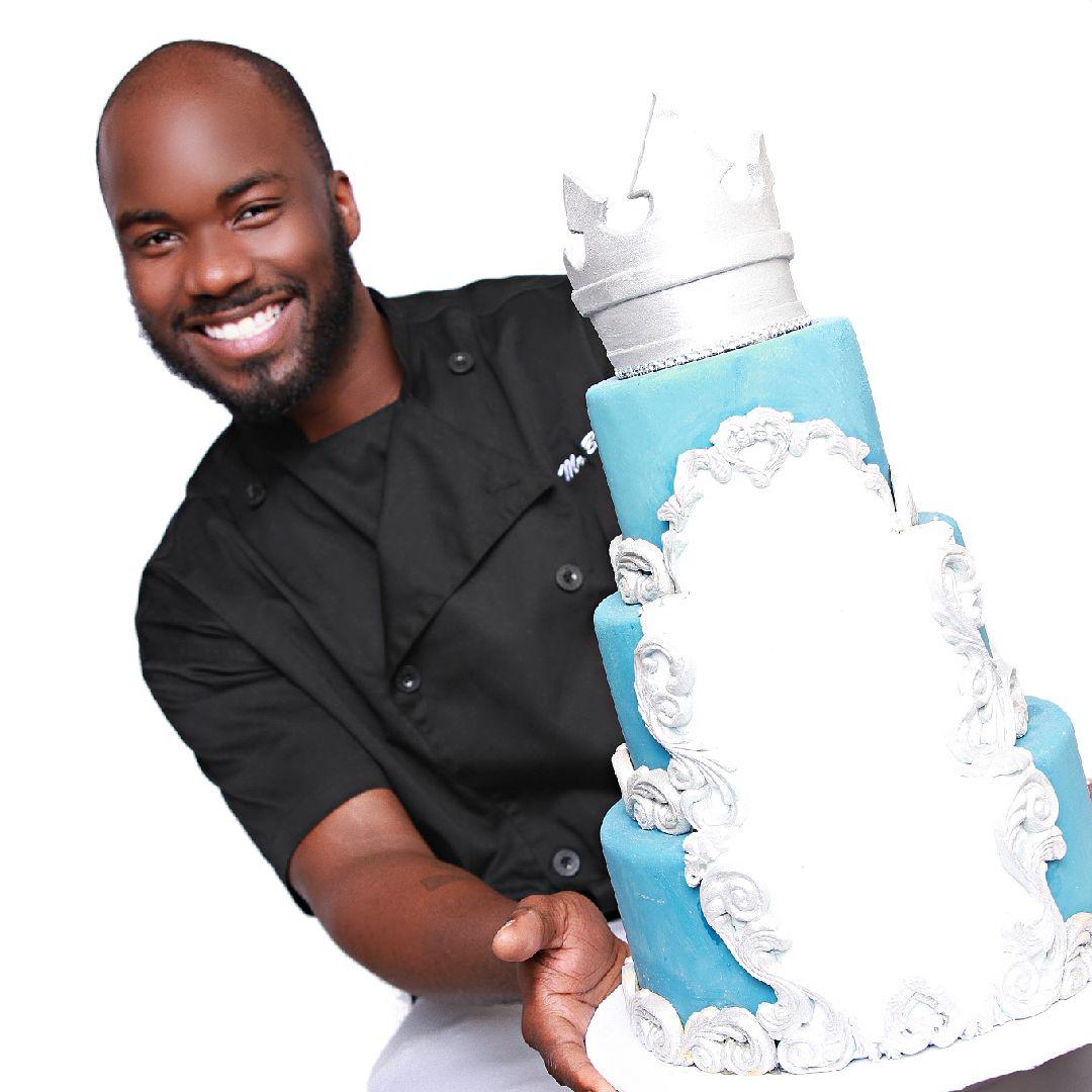 Eating Fabulously, Christopher Stewart, Chatting Fabulously with Mr. Bake, Mr. Bake, LLC, baking, cakes, Kareem Queeman,