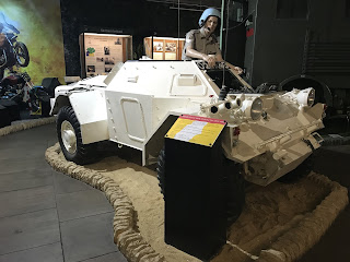 Humber Ferret armoured car