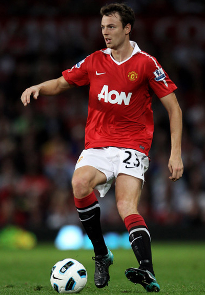 Manchester United - MU: Jonny Evans was targeted transfer by