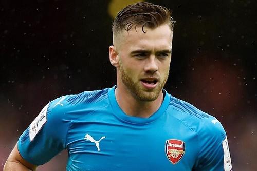 Cầu thủ Chambers đã có nhiều thành tích ấn tượng tại đội bóng Arsenal