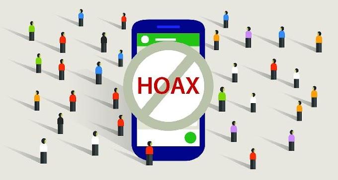 Hati-hati Hoax Mempermalukan Anda!