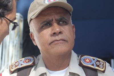 """coronel-brandao Comandante da PM diz que Kannário """"é marginal"""" e elogia declaração de cabo nas redes sociais"""