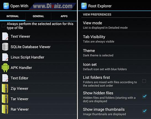 Root Exploler v3.3.8 - www.divaizz.com