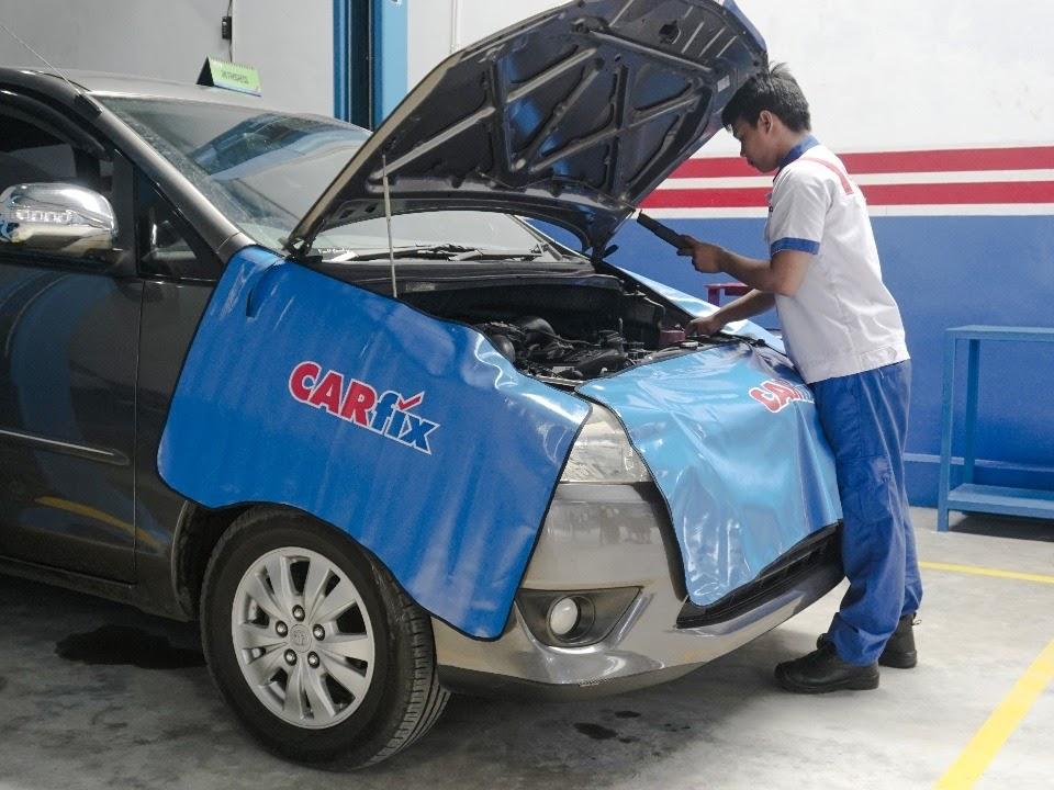 Strategi CARfix Jelang Ramadhan, Promo Paket Service Mudik Mulai 300 ribuan