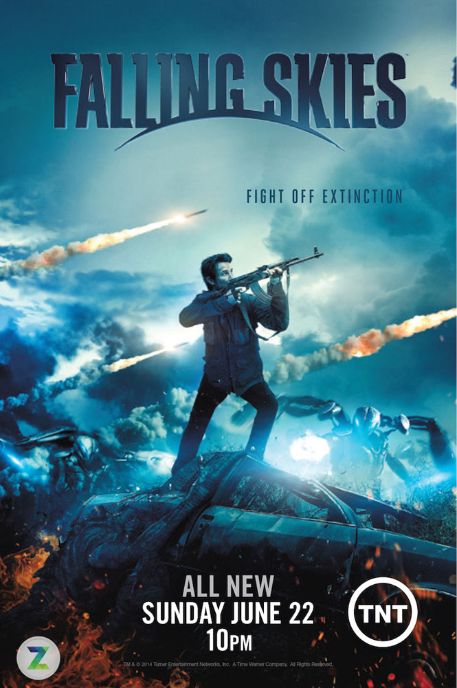 Falling Skies 2011 - Full (HD)