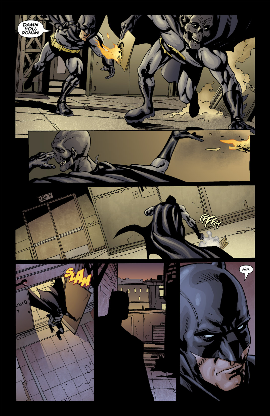 Detective Comics (1937) 810 Page 18
