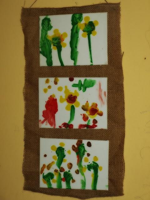 Φτιάχνουμε λουλούδια από το πάτο ενός μπουκαλιού