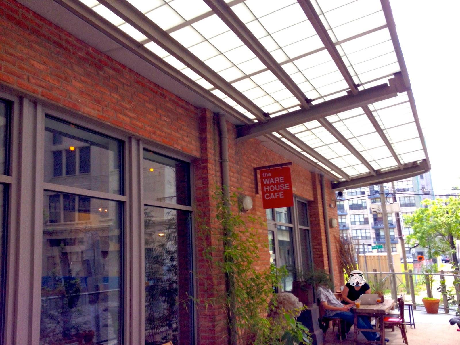Warehouse cafe jersey city nj