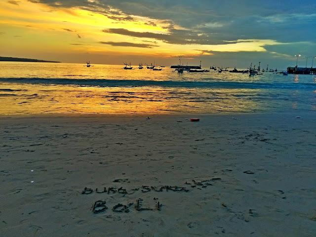 пляж без отливов на бали