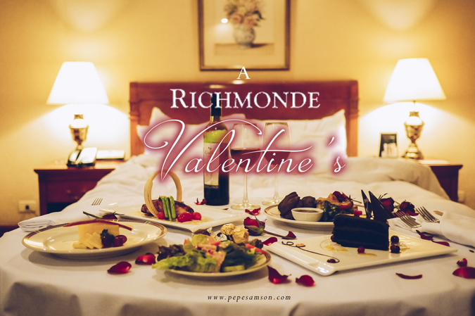 A Valentine's Day to Remember at Richmonde Hotel Ortigas