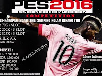 Kompetisi PES 2016 di Bekasi Agustus 2016