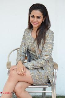 Actress Rakul Preet Singh Latest Picture Gallery in Short Dress  0083.JPG
