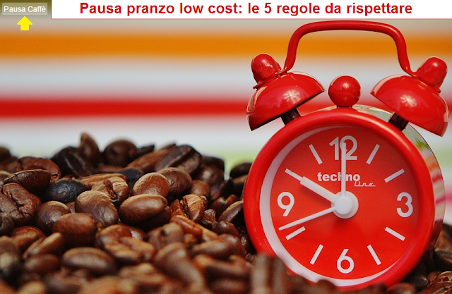 Pausa pranzo low cost