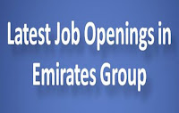 Latest Job Openings in Emirates Group