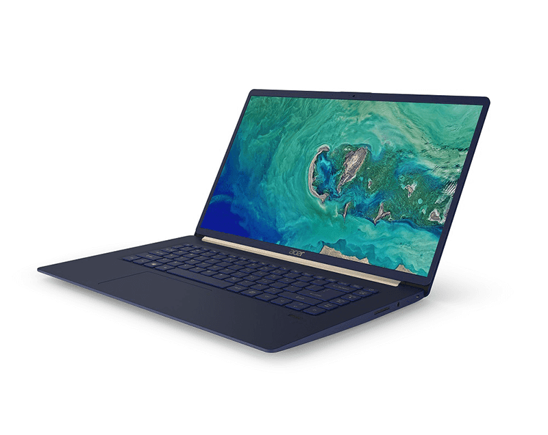 Acer launches 2018 product lineup
