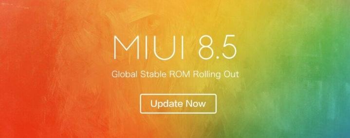 MIUI 8.5.3.0 REDMI 3S