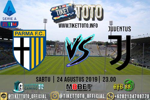 Prediksi Pertandingan Klasik Serie A Italia Parma Vs Juventus