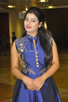 Tarunika Sing in Blue Ethnic Anarkali Dress 08.JPG