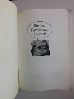 Buku Bekas Rimba Pembawa Hikmat